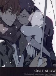 雪の日に…あったかいほのぼのラブセックスで愛を確かめる!【BL同人誌・黒子のバスケ】
