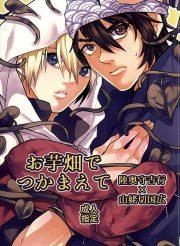 【BL同人誌】畑で触手に襲われて、結果2人の恋は上手くいったw【刀剣乱舞】