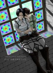 【BL同人誌】俺が好きって言ったから抱くの?兵長の気持ちは…?【進撃の巨人】