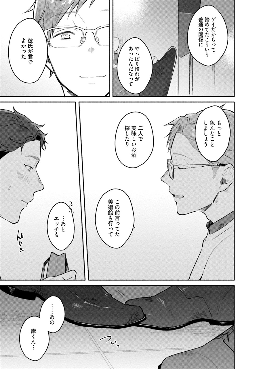 ゲイ 漫画 ローション オリジナル